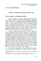 prikaz prve stranice dokumenta Etnička i vjerska slika Srijema 1880.-1910.